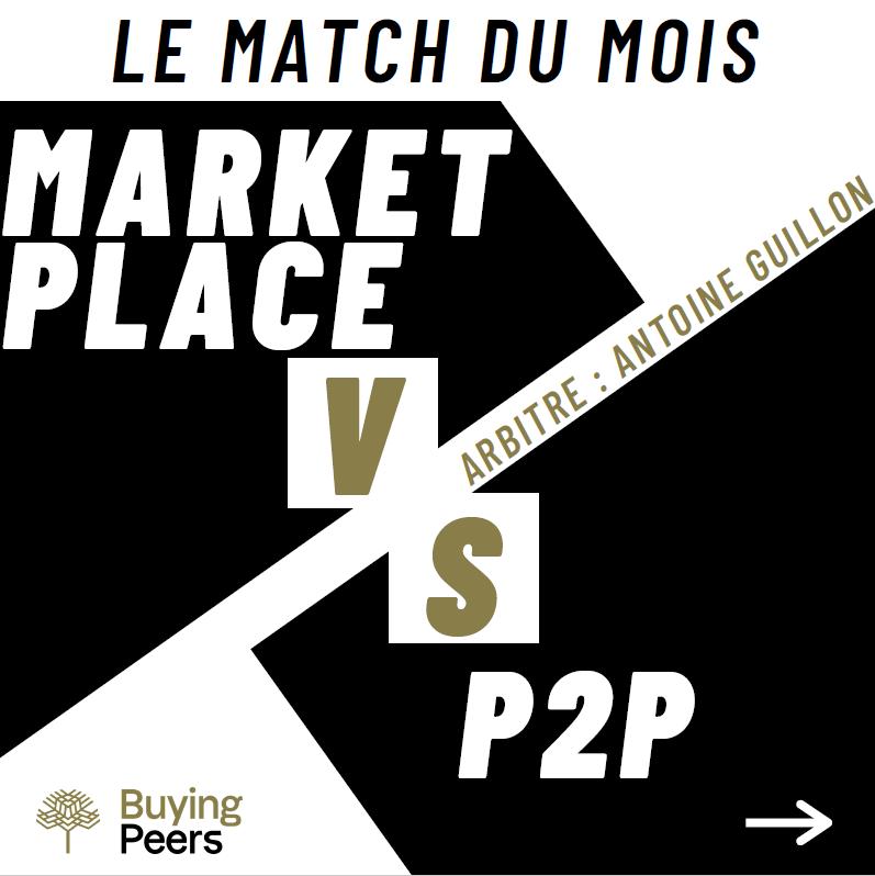 MarketPlace vs P2P
